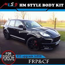 Porsche Cayenne Quality - high quality sale mlsd fiber glass hm body kits styling for