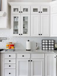 Kitchen Cabinets With Knobs Kitchen Cabinet Knob Placement Houzz