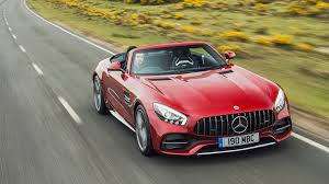 mercedes amg uk mercedes amg gt c roadster 2017 uk road test review by car magazine