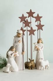 nativity willow tree