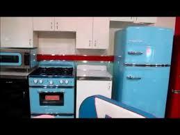 big chill retro kitchen and appliances youtube