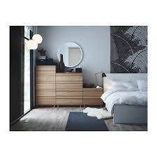 Bedroom Lockers For Sale by Oppland 2 Drawer Chest Oak Veneer Drawers Bedside Lockers And