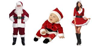santa costume 30 santa costumes for babies kids men women