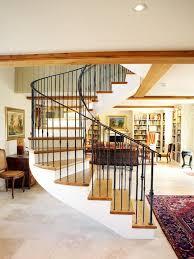 circular staircase houzz