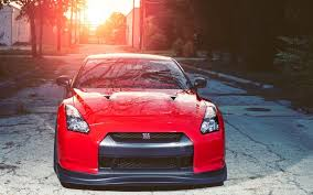 nissan gtr wallpaper hd cars red cars front view nissan gtr nissan gtr r wallpaper 1024