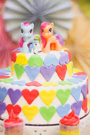 my pony party ideas kara s party ideas rainbow my pony party planning ideas
