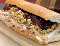 the thanksgiving sub is only around for a month but it is the