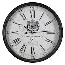 oversized wall clocks on hayneedle decorative large wall clocks