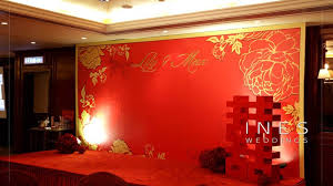 wedding backdrop hk traditional 彙整 ines weddings event decoration