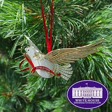 2015 dove of peace ornament