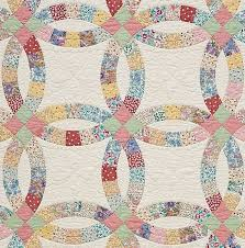 wedding ring quilt pattern wedding ring quilt pattern wedding rings wedding ideas and