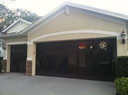 garage door screens gallery sentinel retractable screens