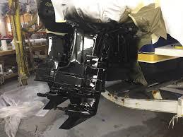 fiberglass repair u0026 paint intercept boats