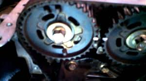 timing belt replacement 1998 2003 mazda protege dohc 1 6l water