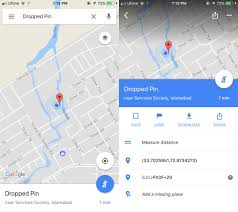 G9ogle Maps How To Measure Distance With Google Maps App