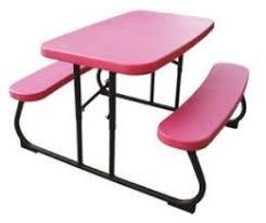 lifetime childrens folding table lifetime children s picnic table pink folding table