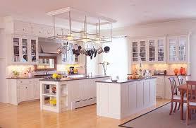pot rack kitchen