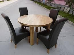 round oak kitchen table impressive round oak kitchen table dining extending oval