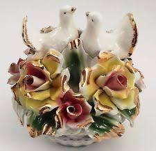 capodimonte roses capodimonte doves ebay