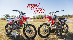 2t motocross gear kevin windham cr250 brett cue cr500 youtube