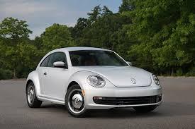 Vw Beetle Classic Interior 2015 Volkswagen Beetle Overview Cars Com