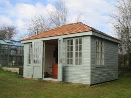 Summer House In Garden - cley summerhouse in norwich norfolk free delivery u0026 installation