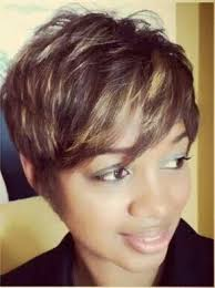 like the river hair styles short weave hairstyles for black women love this like the
