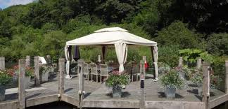 gazebo and pergola high specification covers by cunninghams