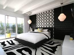 Bedroom Designed Bedroom Stunning Modern Black And White Bedroom By Interior