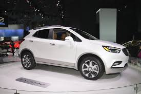 buick encore 2017 buick encore flaunts its more mature looks on ny show u0027s catwalk