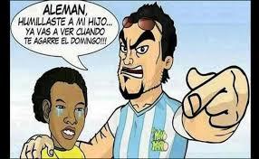 Argentina Memes - alemania vs argentina g磧nate con los memes antes de la final