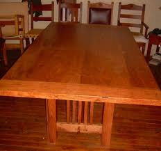 Arts And Crafts Dining Room Mesquite Dining Room Table Dining Texas Mesquite Co Tables