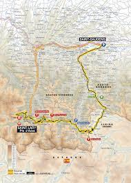 Spain On The Map by Tour De France U003e Stage 17 Saint Gaudens U003e Saint Lary Pla D U0027adet