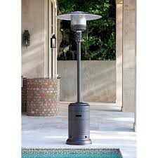 patio heater wheels mocha 46 000 btu commercial patio heater
