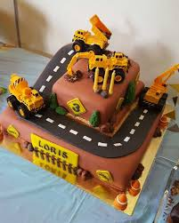 construction birthday cakes the 25 best construction birthday cakes ideas on