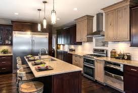 different color kitchen cabinets new kitchens the modern different color kitchen cabinets within
