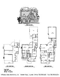 Small House Plans For Narrow Lots Project 04091 Narrow Lot Home Not So Small Home Cottage Stone