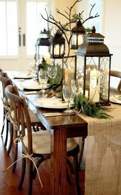 Best Christmas Decorations Images On Pinterest Christmas - Dining room table christmas centerpiece ideas