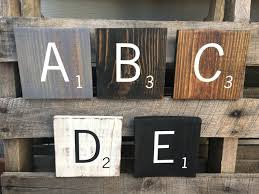 articles with oversized letters for wall art tag cozy giant