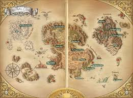 World Maps by The Best And Worst Jrpg World Maps Games Lists Jrpgs Paste