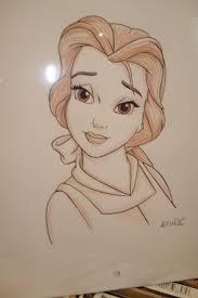 pencil drawings disney princess sketches drawing elsa
