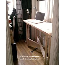 39 best diy tall desk ideas images on pinterest folding tables