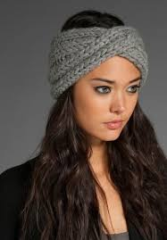 winter headband i don t knit but lucky for me my boyfriend s does she s