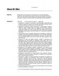 Telephone Operator Job Description Resume by 10 Heavy Equipment Operator Skills Resume Resume Heavy Equipment