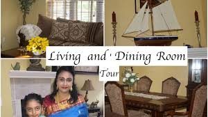 living and dining room tour home tour u0026 decor ideas simple