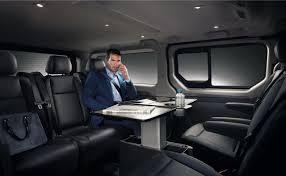 renault trafic interior renault trafic spaceclass nueva era del transporte business