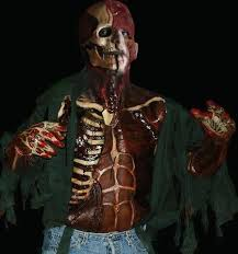 Anatomy Halloween Costumes Autopsy Zombie Halloween Costumes Horror Dome