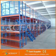 Free Cad Design Medium Heavy Duty Steel Flooring Structure