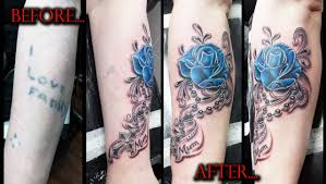 cross with rosary and roses cross d ink