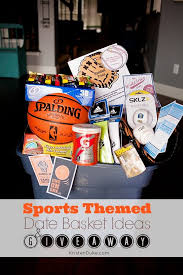 sports gift baskets pin by mao rebman on get inspired diy easter